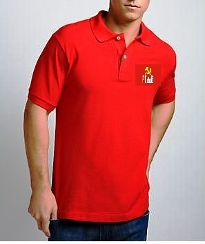 Camisa Polo PCdoB