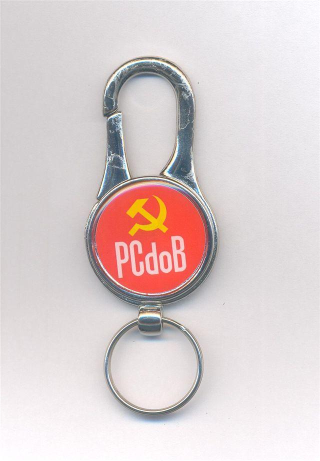 Chaveiro PCdoB