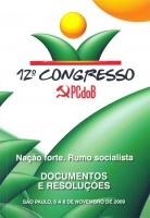 12º Congresso do PCdoB - Documentos e Resoluções